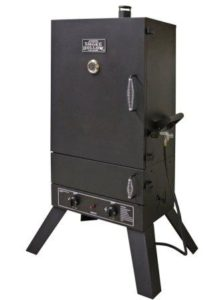 Smoke Hollow 44-Inch Gas Smoker