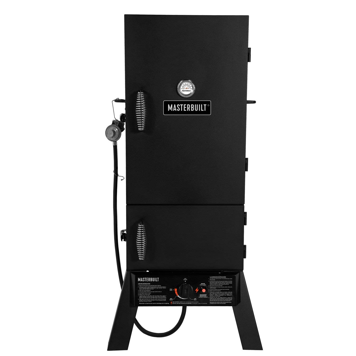 Masterbuilt MB20052318 Propane Smoker 230S Review