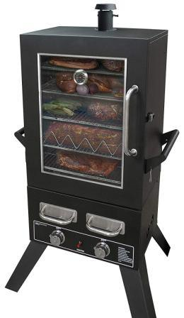 Smoke Hollow PS4415 Pro Series Propane Smoker