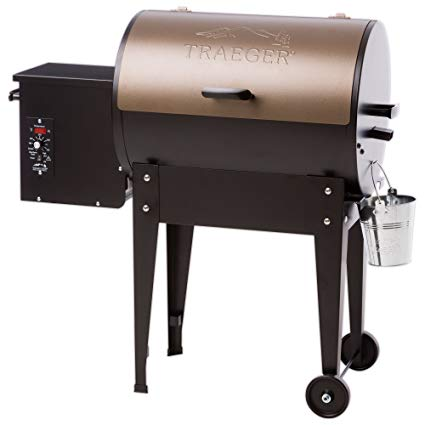 Traeger Junior Elite Smoker Grill