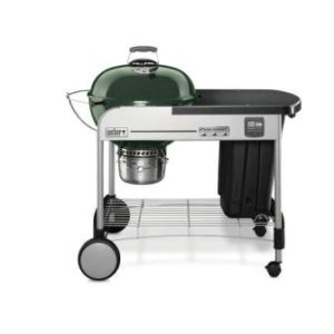 Weber 15407001 Performer Premium Charcoal Grill